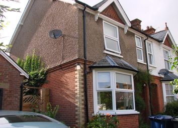 Thumbnail 2 bedroom semi-detached house to rent in Knowle Lane, Cranleigh, Surrey