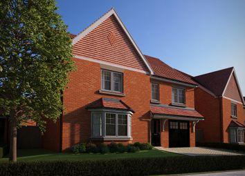 """Thumbnail 5 bed detached house for sale in """"The Oak"""" at Brimblecombe Close, Wokingham"""