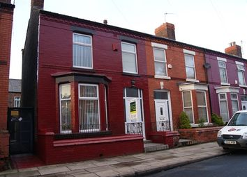 Thumbnail 3 bedroom terraced house to rent in Avondale Road, Wavertree, Liverpool