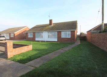Thumbnail 2 bed semi-detached bungalow for sale in East End Close, Caister-On-Sea, Great Yarmouth