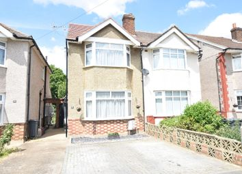 Thumbnail Semi-detached house for sale in Hamilton Road, Feltham, Middlesex