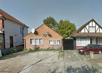 Thumbnail 1 bed detached bungalow to rent in Park Chase, Wembley, Greater London