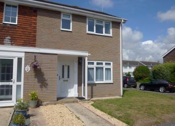 Thumbnail 2 bed end terrace house to rent in The Hartings, Bognor Regis
