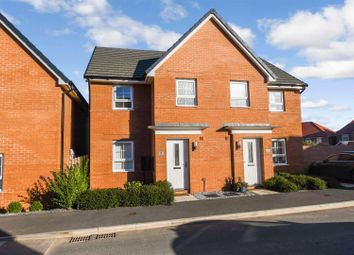 Thumbnail 3 bed semi-detached house for sale in Wilson Drive, Cottingham