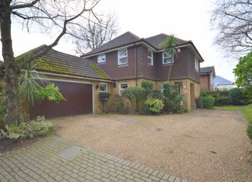 Thumbnail 5 bed detached house to rent in Bridleway Close, Epsom