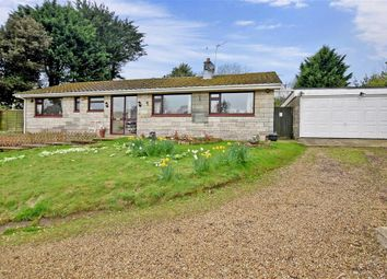 Thumbnail 3 bed detached bungalow for sale in Weston Road, Totland Bay, Isle Of Wight