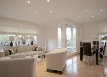 Thumbnail 2 bed flat to rent in Warren House, Warwick Road, London