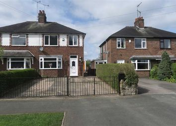 Thumbnail 3 bed semi-detached house for sale in Churnet Valley Road, Kingsley Holt, Stoke-On-Trent