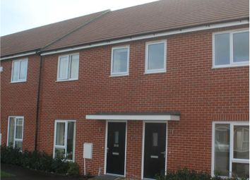 Thumbnail 3 bedroom terraced house for sale in Bowling Green Close, Bletchley, Milton Keynes, Buckinghamshire