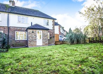 Thumbnail 3 bed semi-detached house for sale in Westfield Road, Harpenden