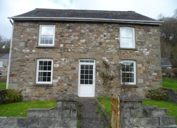 Thumbnail 3 bed detached house to rent in Caerlan, Abercrave, Swansea