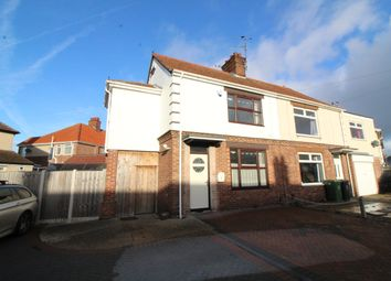 Thumbnail 3 bed semi-detached house for sale in Sturdee Avenue, Great Yarmouth