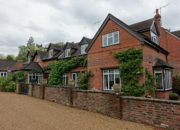 Thumbnail 4 bed detached house to rent in Blindley Heath, Lingfield, Surrey
