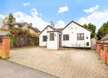 4 bed bungalow for sale in Hurst Rise Road, Off Cumnor Hill, Oxford OX2