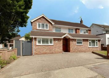 Thumbnail 5 bed detached house for sale in Ashridge Drive, Bricket Wood, Hertfordshire