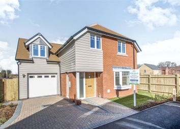 Thumbnail 4 bed detached house for sale in Ramley Road, Pennington, Lymington, Hampshire