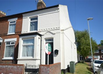 Thumbnail 3 bedroom end terrace house for sale in Berners Street, Norwich