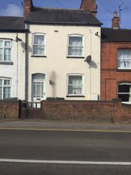 Thumbnail 2 bed terraced house to rent in Wigston Street, Countesthorpe, Leicester