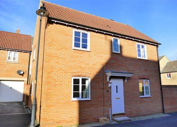 Thumbnail 3 bed detached house for sale in Grayling Close, Calne