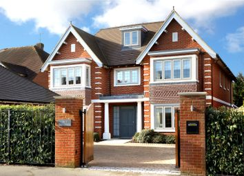 Thumbnail 6 bedroom detached house for sale in Grove Gardens, 37 Grove Road, Beaconsfield, Buckinghamshire