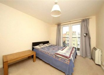 Thumbnail 1 bedroom flat to rent in Millennium Drive, Canary Wharf, London