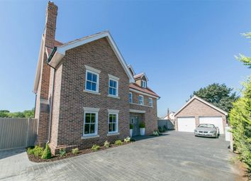 Thumbnail 5 bed detached house for sale in Clacton Road, Elmstead, Colchester, Essex