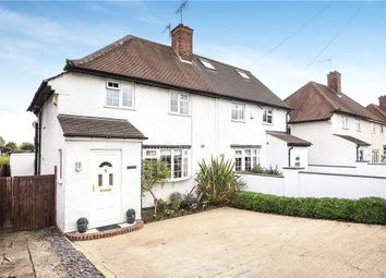 Thumbnail 2 bed semi-detached house for sale in Breakspear Road, Ruislip, Middlesex