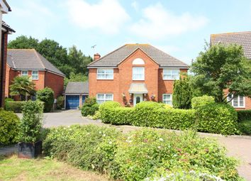 Thumbnail 4 bed detached house for sale in Waltham Close, Ashford, Willesborough Lees