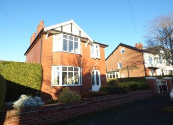 Thumbnail 3 bedroom detached house to rent in Beacon Grove, Fulwood, Preston