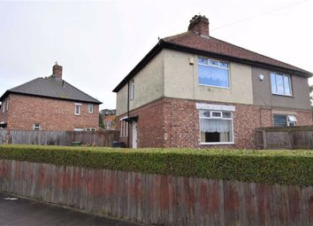 Thumbnail 3 bed semi-detached house for sale in Oak Avenue, South Shields