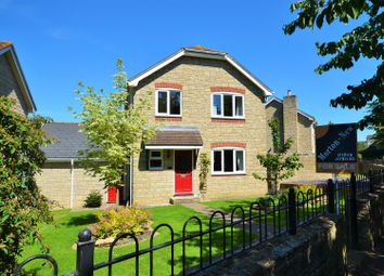 Thumbnail 4 bed detached house for sale in Woodmill Close, Stalbridge, Sturminster Newton