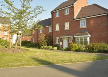 Thumbnail 3 bedroom town house for sale in Masefield Drive, Earl Shilton, Leicestershire
