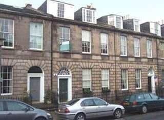 Serviced office to let in Albany Street, New Town, Edinburgh EH1