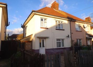 Thumbnail 3 bedroom semi-detached house for sale in Kingsley Road, Peterborough, Cambridgeshire