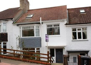 Thumbnail 4 bed terraced house for sale in Carlyle Avenue, Brighton