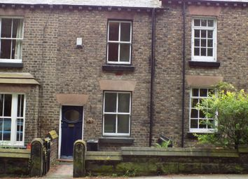 Thumbnail 2 bed terraced house to rent in Allerton Road, Woolton, Liverpool