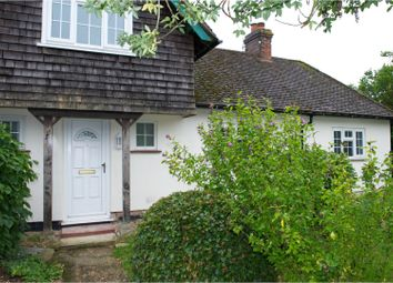 Thumbnail 1 bed semi-detached house for sale in Hayles Field, Frieth, Henley-On-Thames
