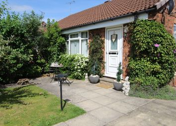 Thumbnail 2 bed bungalow for sale in Lockey Croft, York