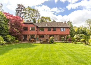 Thumbnail 5 bed detached house for sale in Uvedale Road, Oxted, Surrey