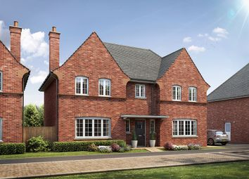 "Thumbnail 5 bedroom detached house for sale in ""The Woburn "" at Kiln Drive, Stewartby, Bedford"