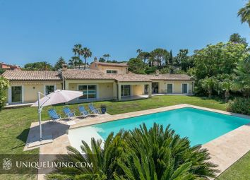 Thumbnail 6 bed villa for sale in Antibes, French Riviera, France