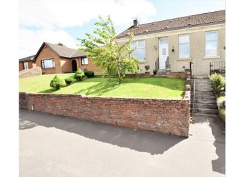 Thumbnail 3 bed semi-detached house for sale in Benhar Road, Shotts