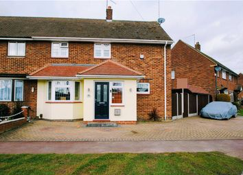 Thumbnail 3 bedroom semi-detached house for sale in Rochford Road, Southend-On-Sea, Essex