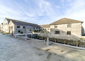 Thumbnail 3 bedroom maisonette for sale in Carew Wharf, Marine Drive, Torpoint, Cornwall