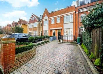 Thumbnail 4 bed property to rent in Cottenham Park Road, London