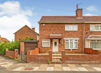 Thumbnail 3 bed end terrace house for sale in Windleston Drive, Middlesbrough