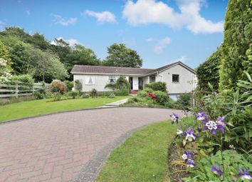 Thumbnail 4 bed detached bungalow for sale in St. Colme Drive, Dalgety Bay, Dunfermline