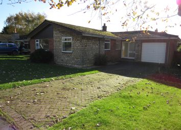 Thumbnail 3 bed detached bungalow for sale in Hillside Crescent, Grantham