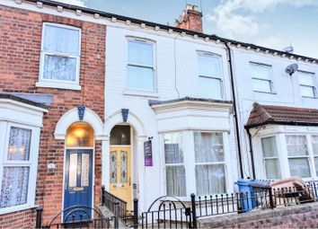 Thumbnail 2 bed terraced house for sale in Plane Street, Hull