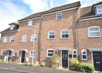 Thumbnail 4 bed terraced house for sale in Capercaillie Close, Bracknell, Berkshire